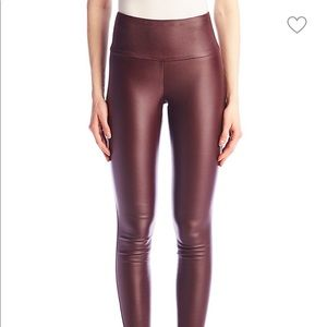 The Vicky Waxed I ❤️ Tyler Madison cropped pants